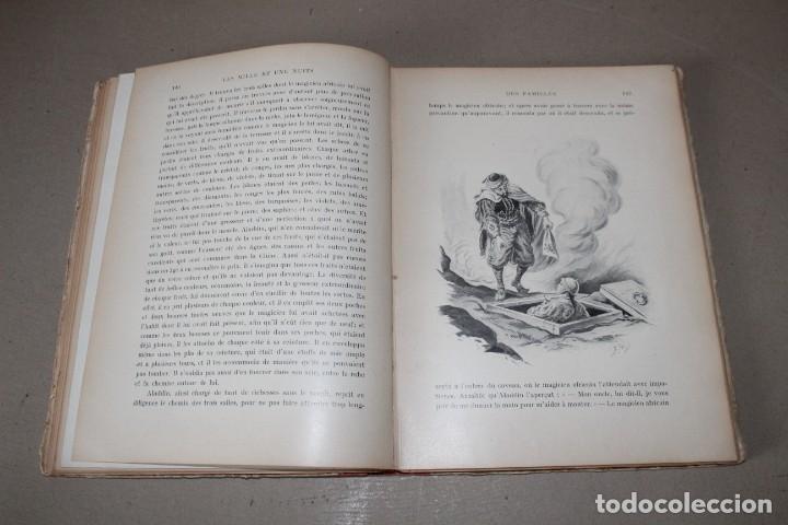 Libros antiguos: LES MILLE ET UNE NUITS DES FAMILLES CUENTOS TRADUCIDOS POR GALLAND. GARNIER 1923 (EN IDIOMA FRANCES) - Foto 8 - 180461277