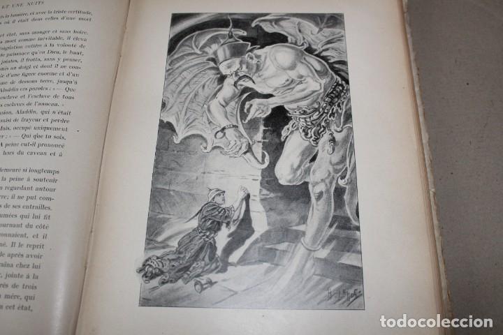 Libros antiguos: LES MILLE ET UNE NUITS DES FAMILLES CUENTOS TRADUCIDOS POR GALLAND. GARNIER 1923 (EN IDIOMA FRANCES) - Foto 9 - 180461277