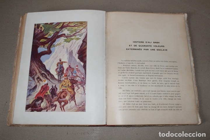 Libros antiguos: LES MILLE ET UNE NUITS DES FAMILLES CUENTOS TRADUCIDOS POR GALLAND. GARNIER 1923 (EN IDIOMA FRANCES) - Foto 11 - 180461277