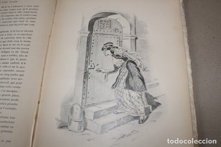 Libros antiguos: LES MILLE ET UNE NUITS DES FAMILLES CUENTOS TRADUCIDOS POR GALLAND. GARNIER 1923 (EN IDIOMA FRANCES) - Foto 12 - 180461277