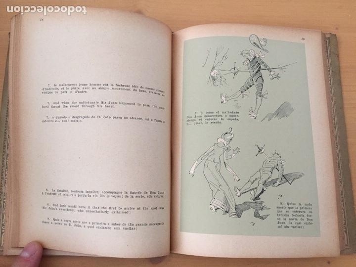 Libros antiguos: Cuentos vivos - 1929 - Apeles Mestres - Foto 4 - 180941353