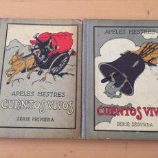 Libros antiguos: CUENTOS VIVOS - 1929 - APELES MESTRES. Lote 180941353
