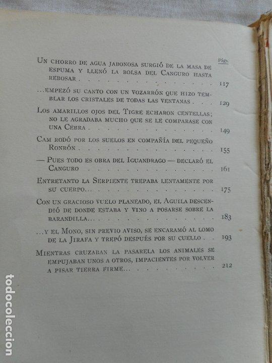 Libros antiguos: El Arca de Noe - Ilustr. de Joan LLaverias - Juventud, 1930 - Foto 14 - 181177092