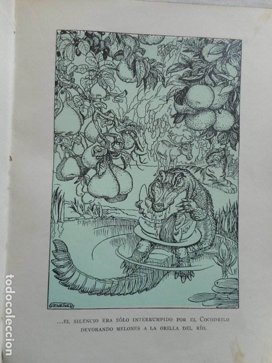 Libros antiguos: El Arca de Noe - Ilustr. de Joan LLaverias - Juventud, 1930 - Foto 10 - 181177092