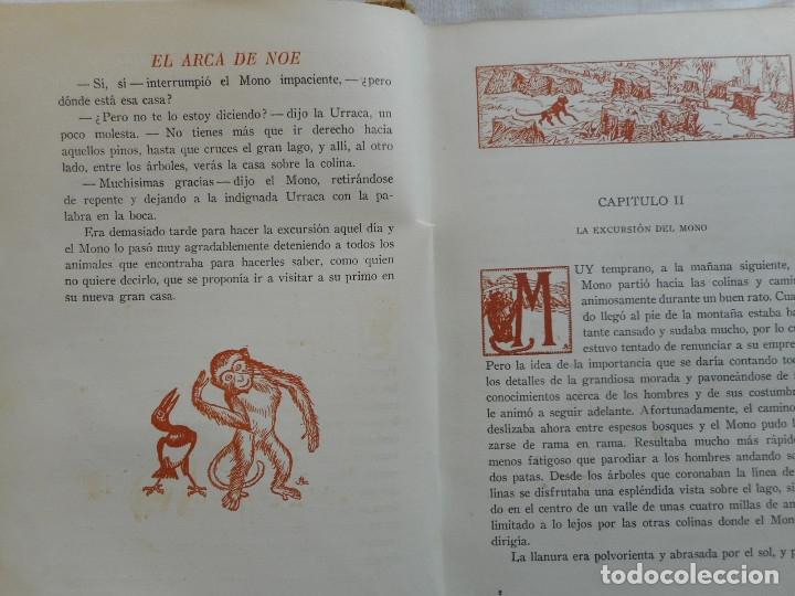 Libros antiguos: El Arca de Noe - Ilustr. de Joan LLaverias - Juventud, 1930 - Foto 15 - 181177092