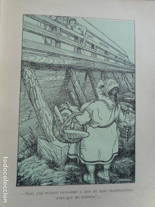 Libros antiguos: El Arca de Noe - Ilustr. de Joan LLaverias - Juventud, 1930 - Foto 12 - 181177092