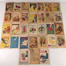 Libros antiguos: CUENTOS DE CALLEJA. 31 EJEMPLARES. EDIT. S. CALLEJA. MADRID. SIGLO XX.. Lote 181551697