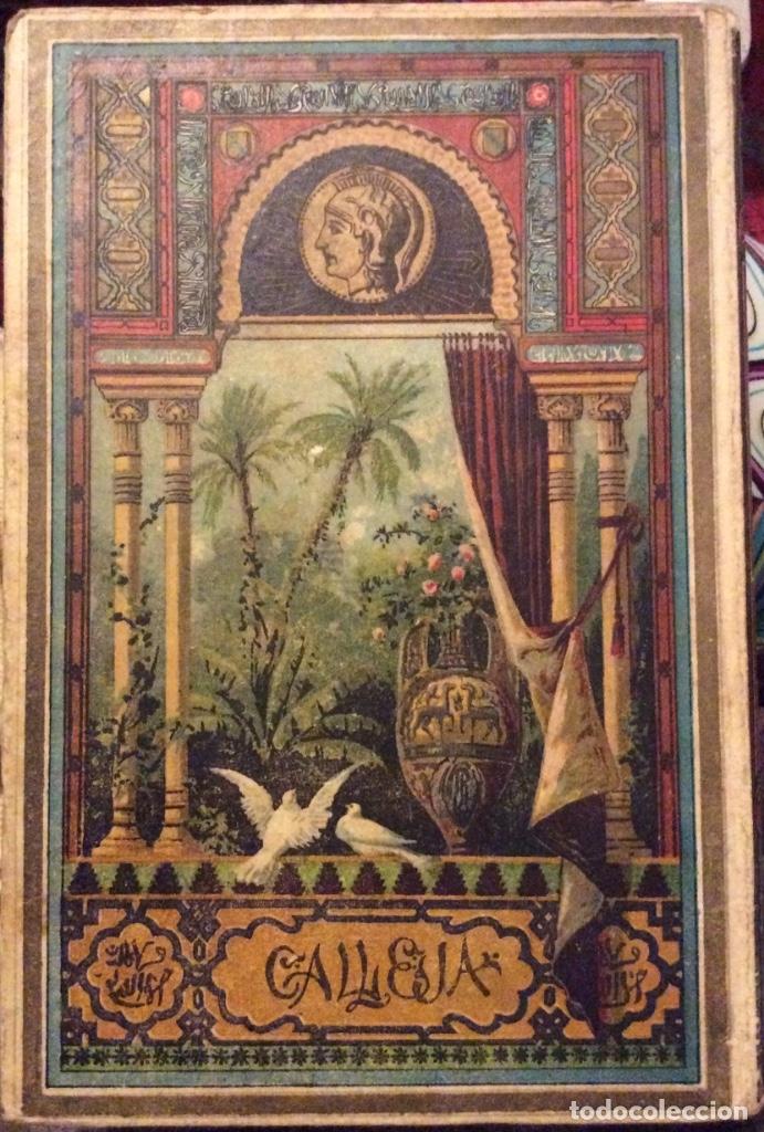 Libros antiguos: Aventuras de Pinocho - C. collado - casa editorial Calleja - Madrid- Biblioteca Enciclopédica - Foto 2 - 181803732