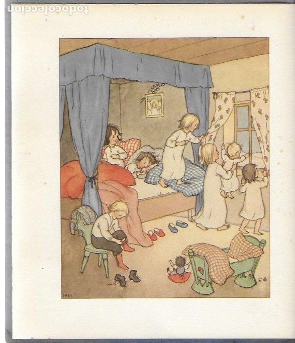 Libros antiguos: DAS ARME JESULEIN Gemalt Und Geschrieben Von Ida Bohatta-Morpurgo. VERLAG JOSEF MULLER, MUNCHEN, - Foto 3 - 182045295