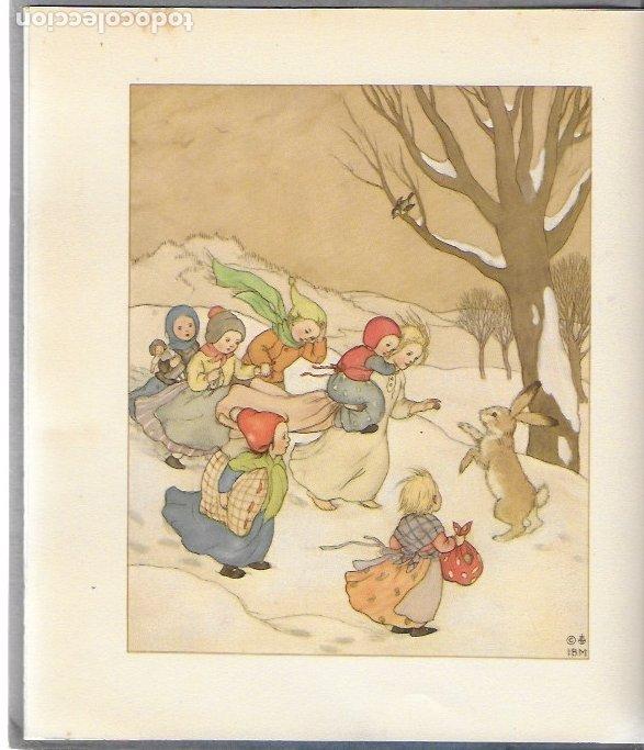 Libros antiguos: DAS ARME JESULEIN Gemalt Und Geschrieben Von Ida Bohatta-Morpurgo. VERLAG JOSEF MULLER, MUNCHEN, - Foto 4 - 182045295