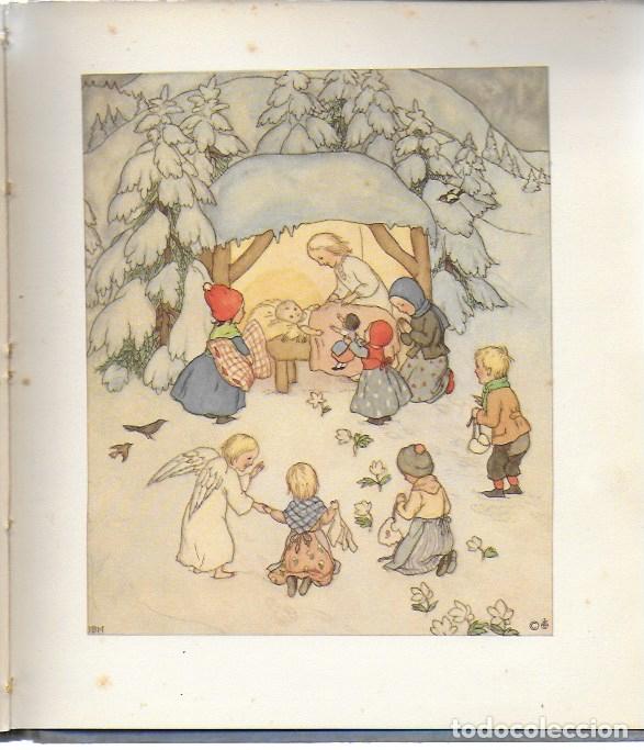 Libros antiguos: DAS ARME JESULEIN Gemalt Und Geschrieben Von Ida Bohatta-Morpurgo. VERLAG JOSEF MULLER, MUNCHEN, - Foto 5 - 182045295