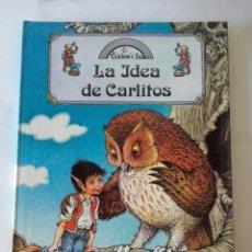 Libros antiguos: LA IDEA DE CARLITOS - RAINBOWS END PRODUCTIONS. Lote 182234618