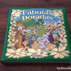 Livros antigos: FÁBULAS DORADAS - TODOLIBRO - BY SHAGO HIRATA.. Lote 221072607