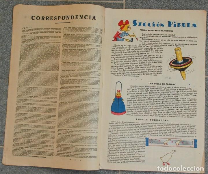 Libros antiguos: PINOCHO SEMANARIO INFANTIL ED. CALLEJA AÑO I Nº 22 19 DE JULIO DE 1925. - Foto 2 - 182642856