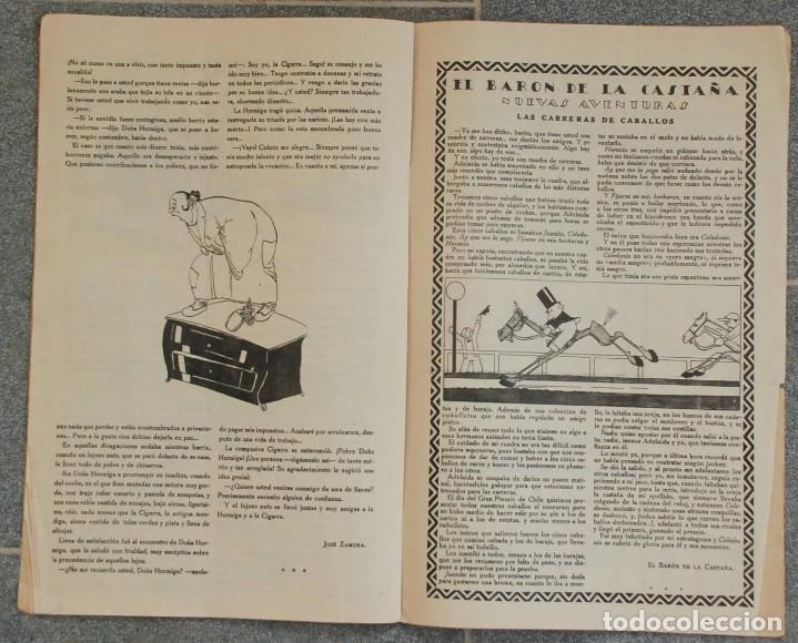 Libros antiguos: PINOCHO SEMANARIO INFANTIL ED. CALLEJA AÑO I Nº 22 19 DE JULIO DE 1925. - Foto 3 - 182642856