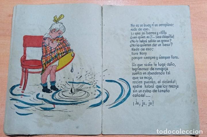 Libros antiguos: INEDITO CUENTO, LA LLORONA. NARRACION INFANTIL. ESTRELLA - Foto 3 - 195489042