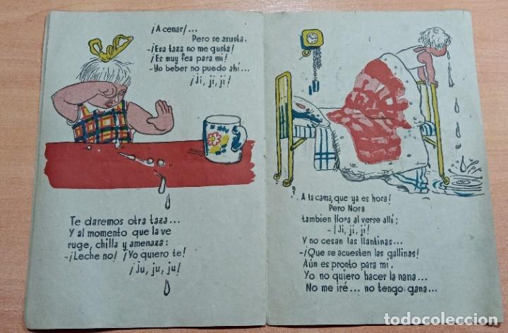 Libros antiguos: INEDITO CUENTO, LA LLORONA. NARRACION INFANTIL. ESTRELLA - Foto 5 - 195489042