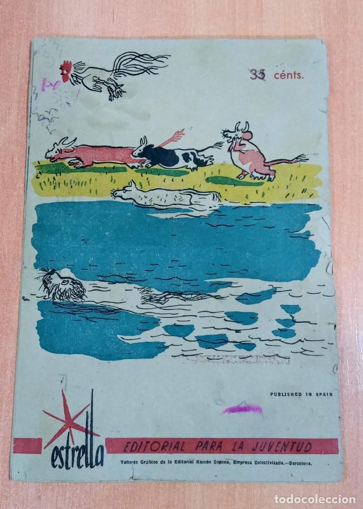 Libros antiguos: INEDITO CUENTO, LA LLORONA. NARRACION INFANTIL. ESTRELLA - Foto 7 - 195489042