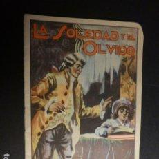 Libros antiguos: LA SOLEDAD Y EL OLVIDO CALLEJA CUENTO ILUSTRADO ILUSTRACIONES VITORIA Y HARO. Lote 182860962