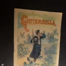 Libros antiguos: GUITARRILLA CALLEJA CUENTO ILUSTRADO ILUSTRACIONES LERIDA Y GERONA. Lote 182861478