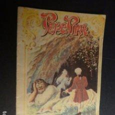 Libros antiguos: PEPE PIPA CALLEJA CUENTO ILUSTRADO ILUSTRACION BADAJOZ. Lote 182861618