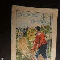Libros antiguos: LA FORTUNA Y LA DESGRACIA CALLEJA CUENTO ILUSTRADO ILUSTRACION CUENCA. Lote 182861821