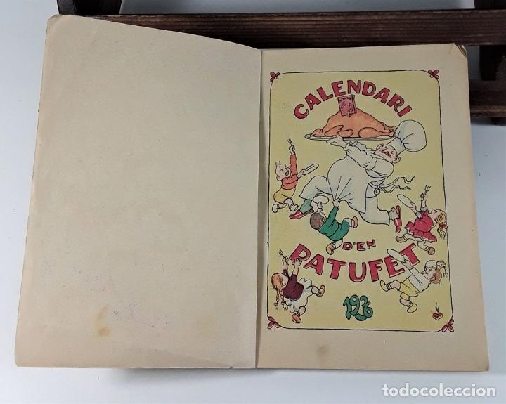 Libros antiguos: CALENDARI DEN PATUFET. 1930/1936. 8 EJEMPLARES. BARCELONA. - Foto 7 - 182965067