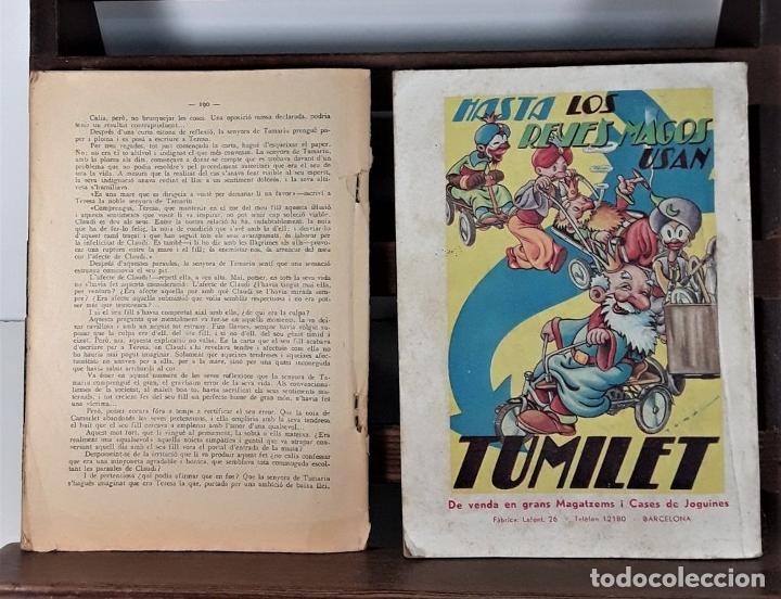 Libros antiguos: CALENDARI DEN PATUFET. 1930/1936. 8 EJEMPLARES. BARCELONA. - Foto 9 - 182965067