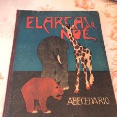 Libros antiguos: CUENTO EL ABECEDARIO ARCA NOE 1919. Lote 182988532