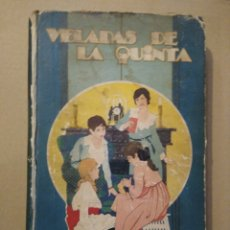 Libros antiguos: CALLEJA VELADAS DE LA QUINTA. HISTORIAS Y NARRACIONES E INSTRUCTIVAS.. Lote 183004498