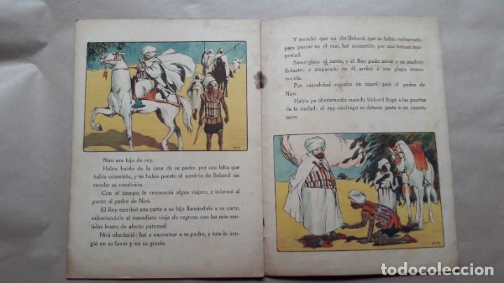 Libros antiguos: EL GRAN SEÑOR Y EL ZAPATERO / BEKERD Y NIRÚ / CUENTOS COLECCIÓN PREMIO / JOSÉ CARNER / 1920 - Foto 2 - 183038867