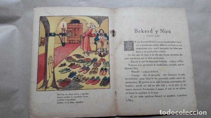 Libros antiguos: EL GRAN SEÑOR Y EL ZAPATERO / BEKERD Y NIRÚ / CUENTOS COLECCIÓN PREMIO / JOSÉ CARNER / 1920 - Foto 3 - 183038867
