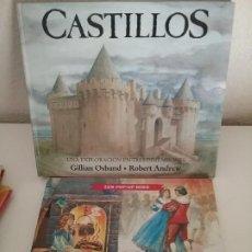 Libros antiguos: DOS CUENTOS POP UP ANTIGUOS PARA RESTAURADORES DE LIBROS POP UP. Lote 183371055