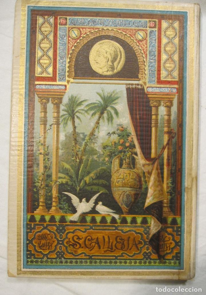 Libros antiguos: JOSE MUÑOZ ESCAMEZ. CUENTOS INFANTILES. CALLEJA, MADRID, HACIA 1900 - Foto 7 - 183459383