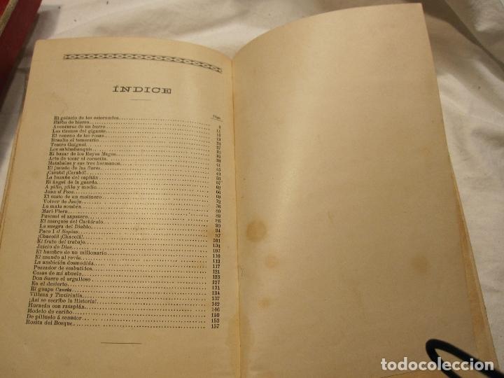 Libros antiguos: JOSE MUÑOZ ESCAMEZ. CUENTOS INFANTILES. CALLEJA, MADRID, HACIA 1900 - Foto 8 - 183459383