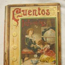 Libros antiguos: JOSE MUÑOZ ESCAMEZ. CUENTOS INFANTILES. CALLEJA, MADRID, HACIA 1900. Lote 183459383
