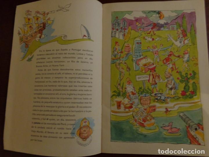 Libros antiguos: EL CUENTO DEL SOLANUM TUBEROSUM CUENTO DE LA PATATA, COCINA, PUBLICADO POR KARTOFFELEKSPORTUDVALGET - Foto 2 - 183709130