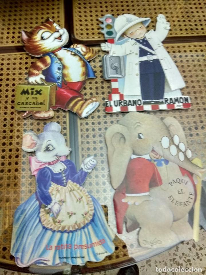 Libros antiguos: LOTE 28 CUENTOS INFANTILES TROQUELADOS FERRANDIZ EN CAJA ORIGINAL EDICION PLANETA AGOSTINI 2009 - Foto 4 - 183930675