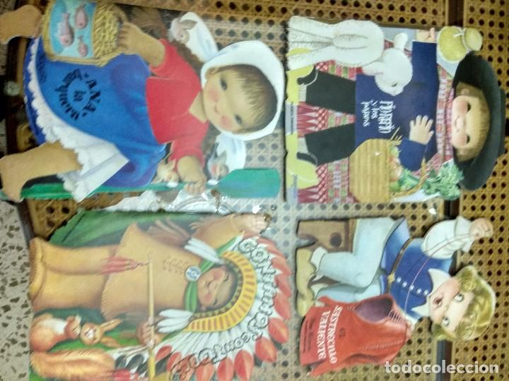 Libros antiguos: LOTE 28 CUENTOS INFANTILES TROQUELADOS FERRANDIZ EN CAJA ORIGINAL EDICION PLANETA AGOSTINI 2009 - Foto 5 - 183930675