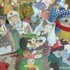 Libros antiguos: LOTE 28 CUENTOS INFANTILES TROQUELADOS FERRANDIZ EN CAJA ORIGINAL EDICION PLANETA AGOSTINI 2009. Lote 183930675