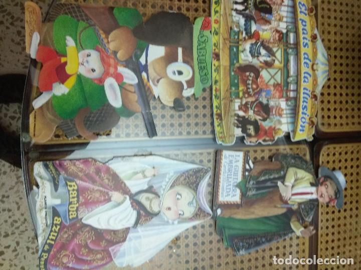Libros antiguos: LOTE 28 CUENTOS INFANTILES TROQUELADOS FERRANDIZ EN CAJA ORIGINAL EDICION PLANETA AGOSTINI 2009 - Foto 12 - 183930675