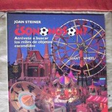 Libros antiguos: JOAN STEINER-V70-¿SONONOSON?. Lote 184092995