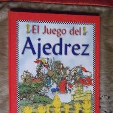 Libros antiguos: AJEDREZ-V70-SUSAETA-EL JUEGO DEL AJEDREZ. Lote 184093552