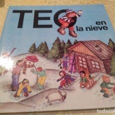 Libros antiguos: ANTIGUO CUENTO TEO - TEO EN LA NIEVE - TIMUN MAS - 1984 ANTIGUO CUENTO TEO - TEO EN LA NIEVE - TIMUN. Lote 184207591