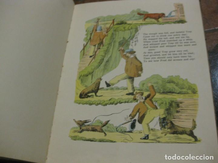 Libros antiguos: cuento tradicional struwwelpeter . merry stories funny pictures . ed blackie london. ingles - Foto 9 - 184399135