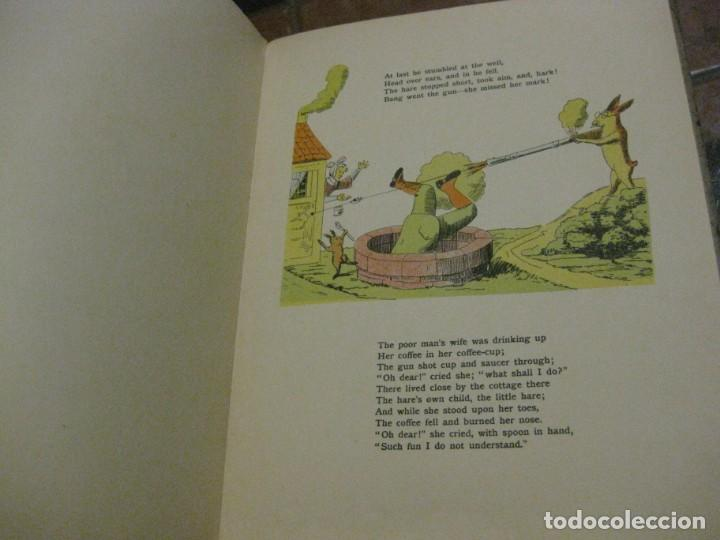 Libros antiguos: cuento tradicional struwwelpeter . merry stories funny pictures . ed blackie london. ingles - Foto 12 - 184399135