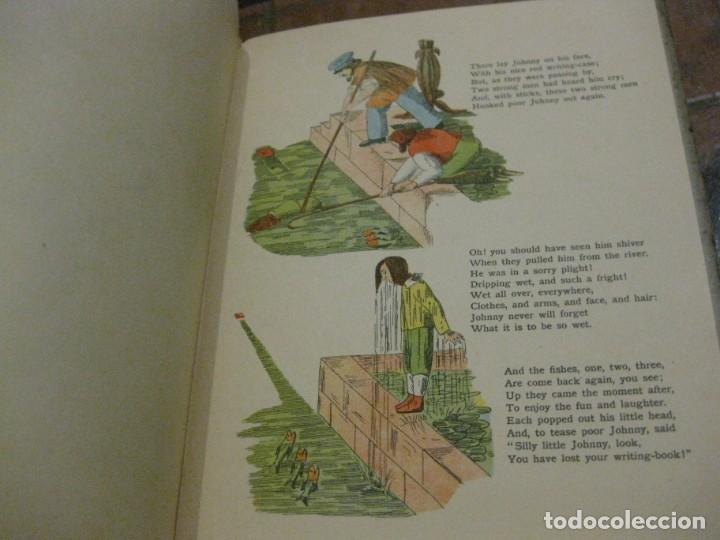 Libros antiguos: cuento tradicional struwwelpeter . merry stories funny pictures . ed blackie london. ingles - Foto 15 - 184399135