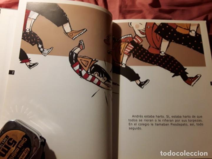 Libros antiguos: Resdan, de Paco Abril. Ilustrado por Pablo Amargo. Unico en tc. Excelente estado. - Foto 4 - 185721612