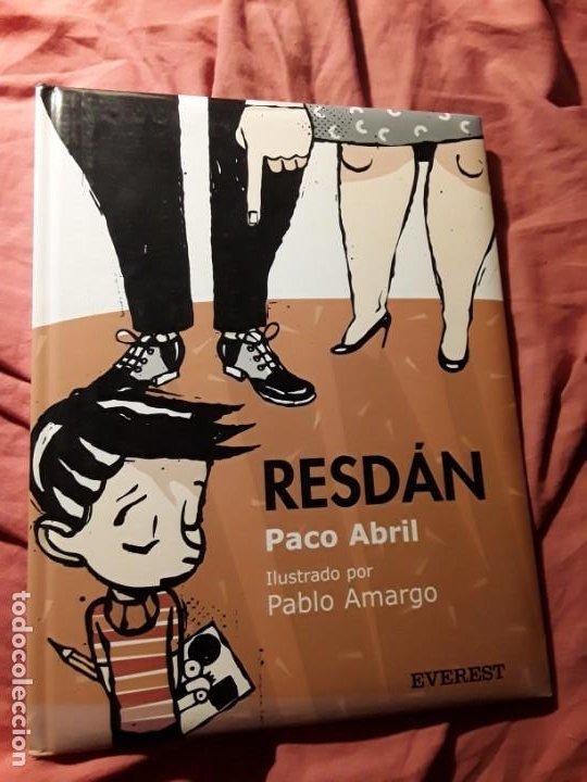 RESDAN, DE PACO ABRIL. ILUSTRADO POR PABLO AMARGO. UNICO EN TC. EXCELENTE ESTADO. (Libros Antiguos, Raros y Curiosos - Literatura Infantil y Juvenil - Cuentos)