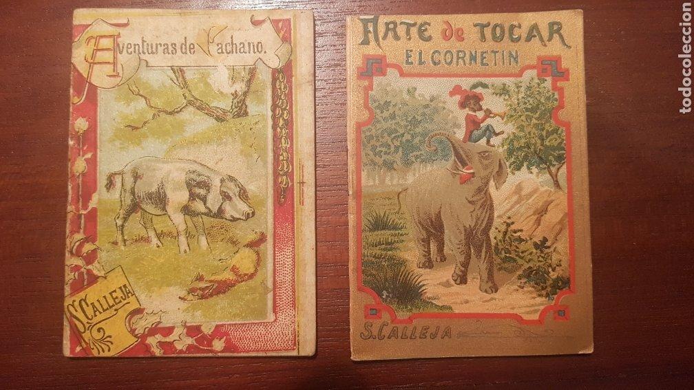 CUENTOS DE CALLEJA (Libros Antiguos, Raros y Curiosos - Literatura Infantil y Juvenil - Cuentos)